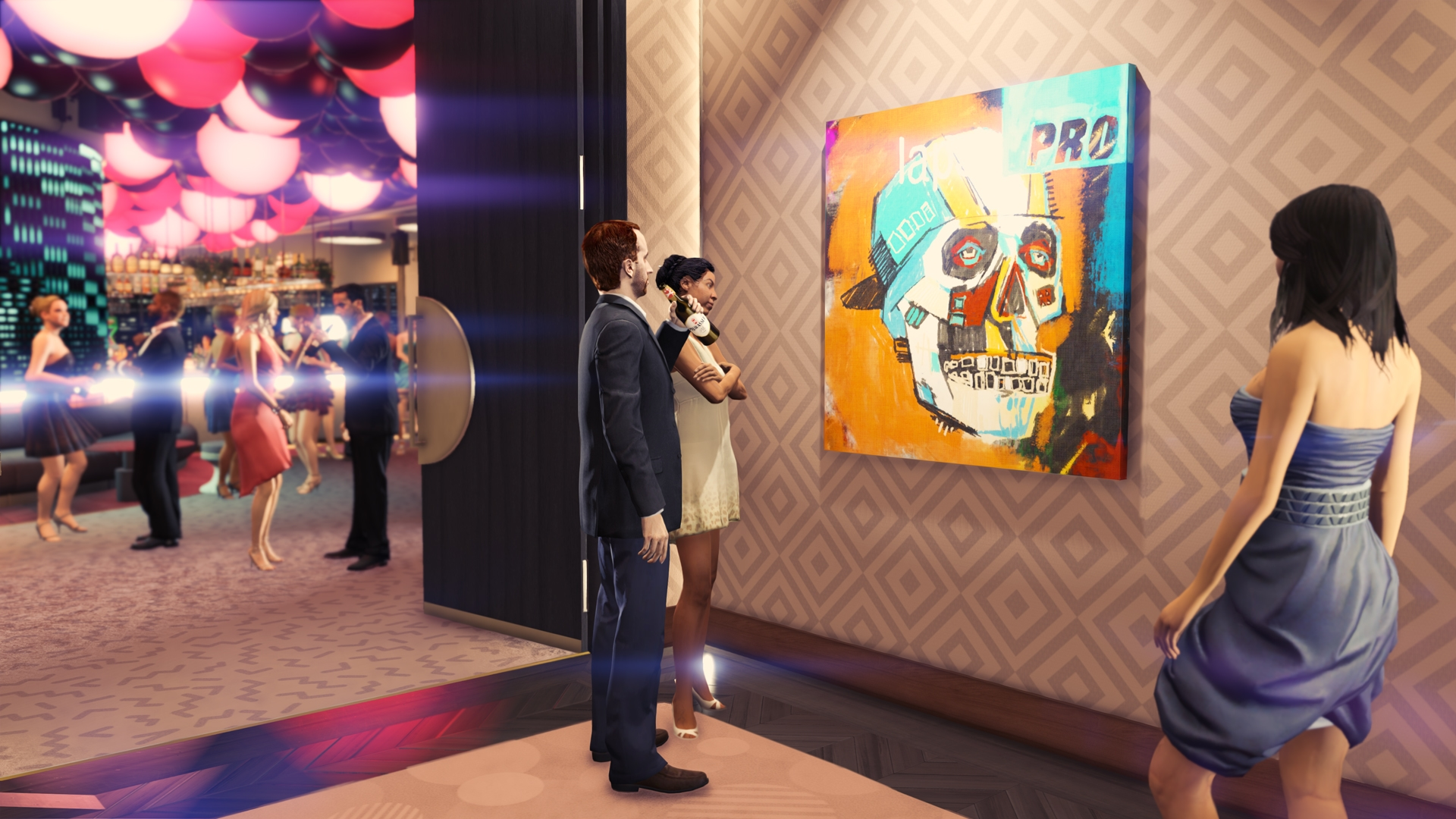 Grand Opening: The Diamond Casino & Resort is Now Open - Rockstar Games