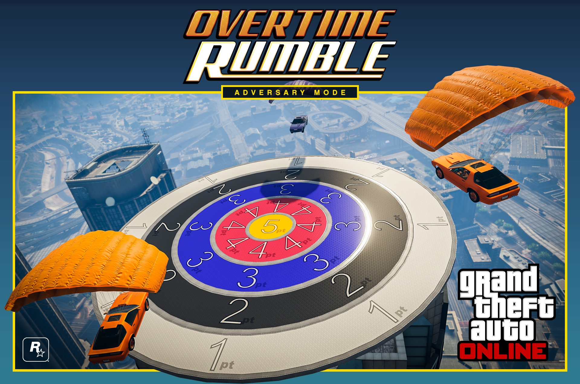 overtime rumble gta online