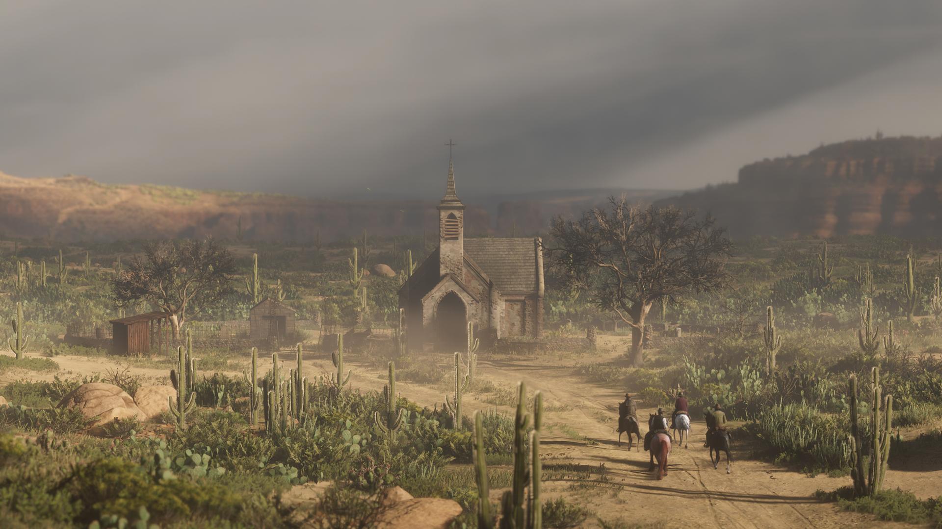 Start der Red Dead Online Beta - Rockstar Games
