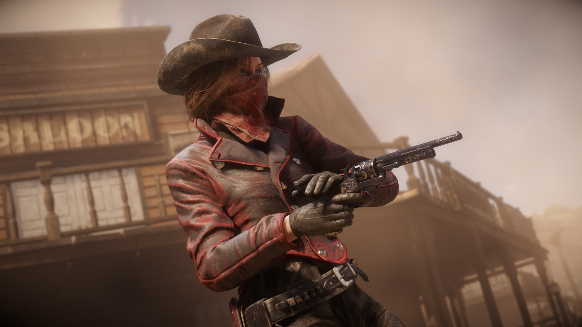 Red Dead Online: Explorer Care Package, New Clothing and More