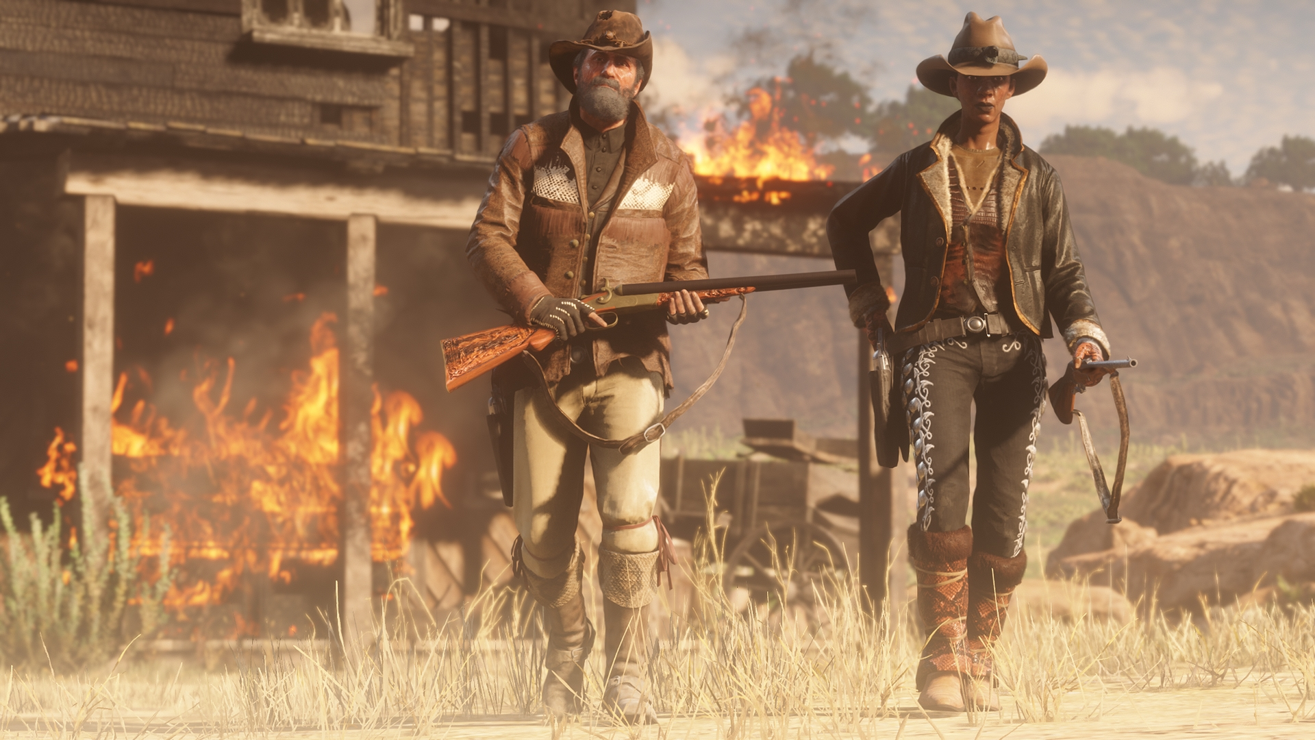 Red Dead Online: New Gameplay Modes, Weapons and Clothing coming February 26