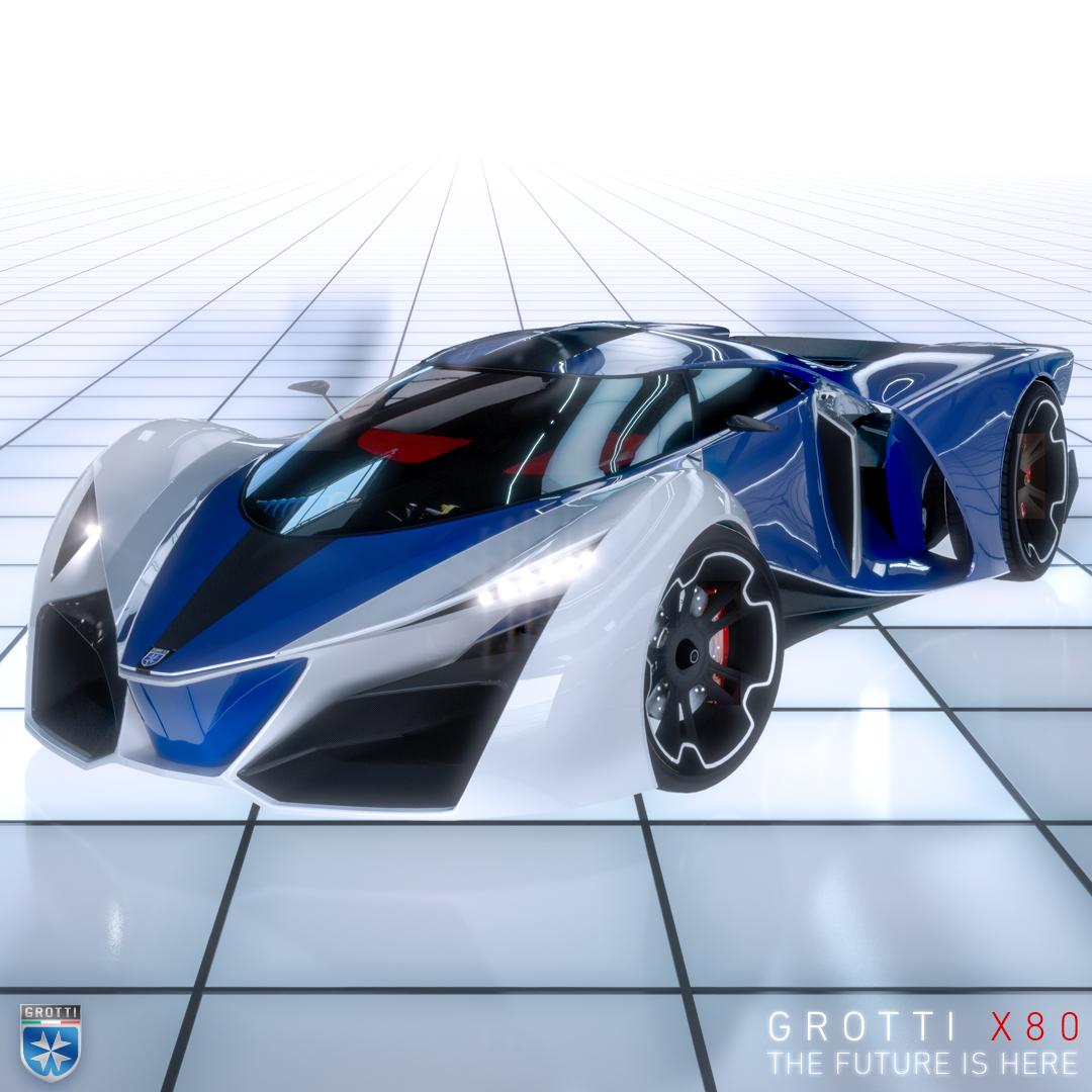 Gta Online Power Play Und Grotti X80 Proto Jetzt Verf Gbar