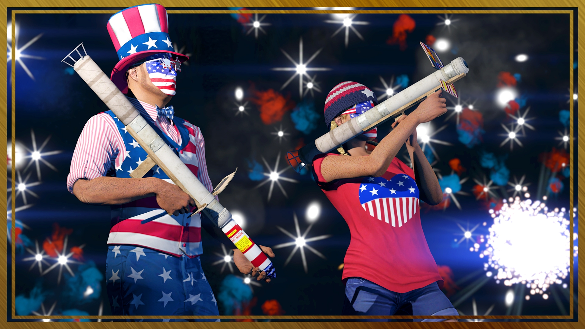 independence day 2018 in gta online rockstar games
