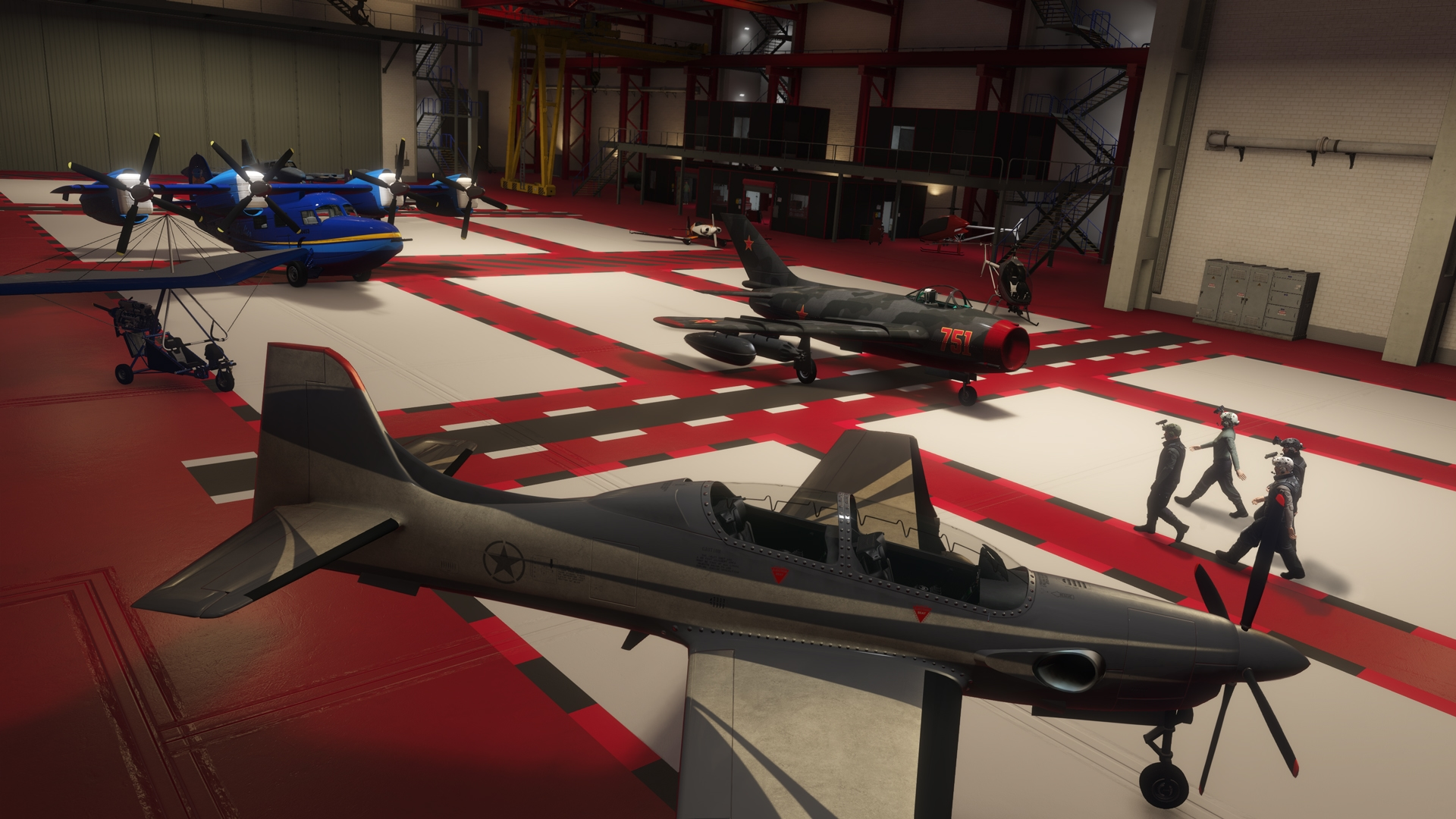 Next Up in GTA Online: Smuggler's Run - Watch the Trailer