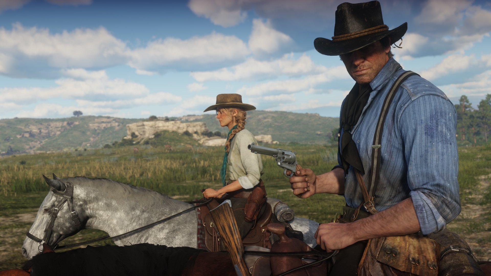 Red Dead Redemption 2 2018 Screenshots