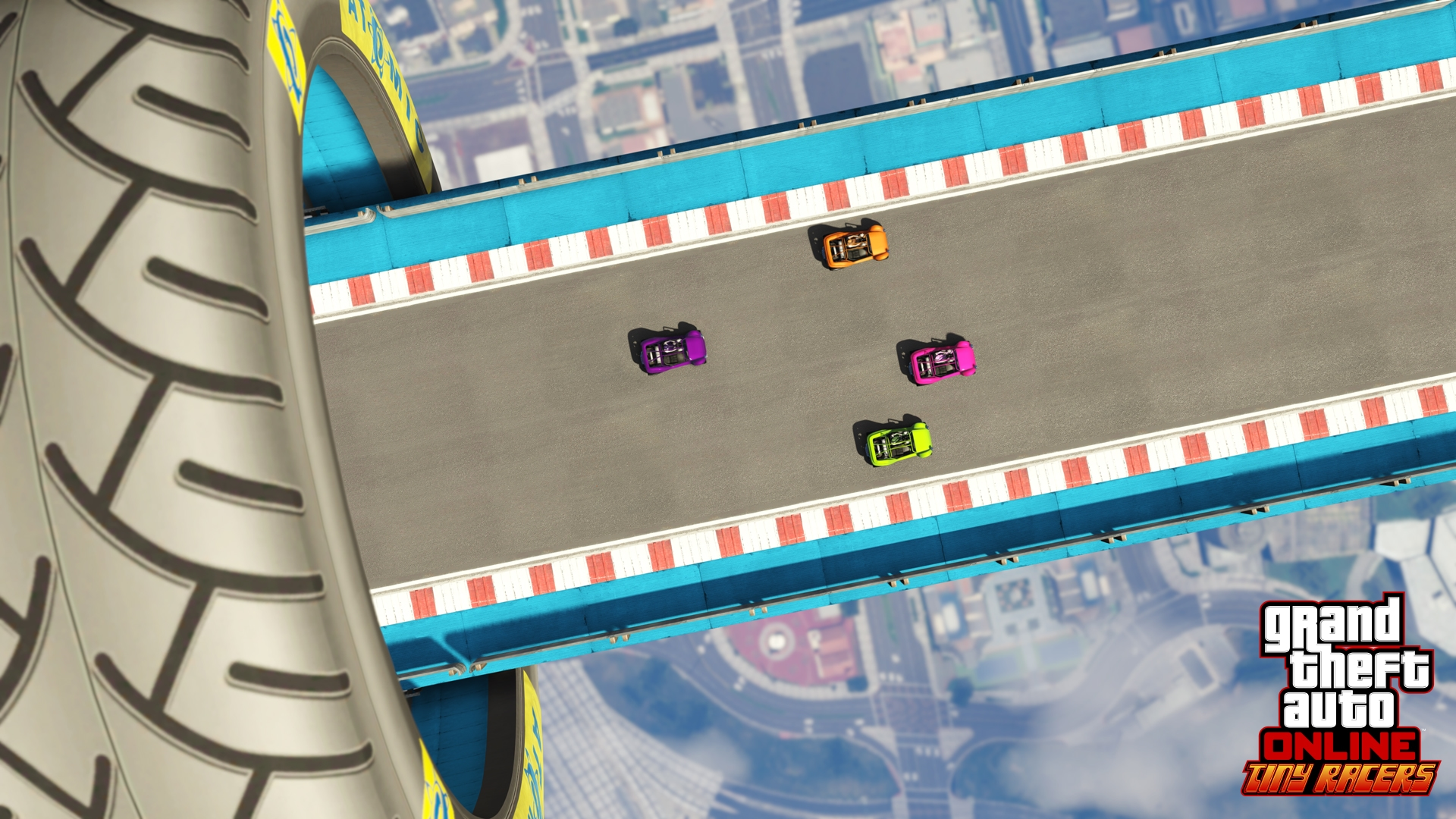 Tiny Racers Channels The Spirit Of Classic Gta Titles With A Shifting Birds Eye Perspective Designed To Bring You A New Flavor Of Vehicle Combat