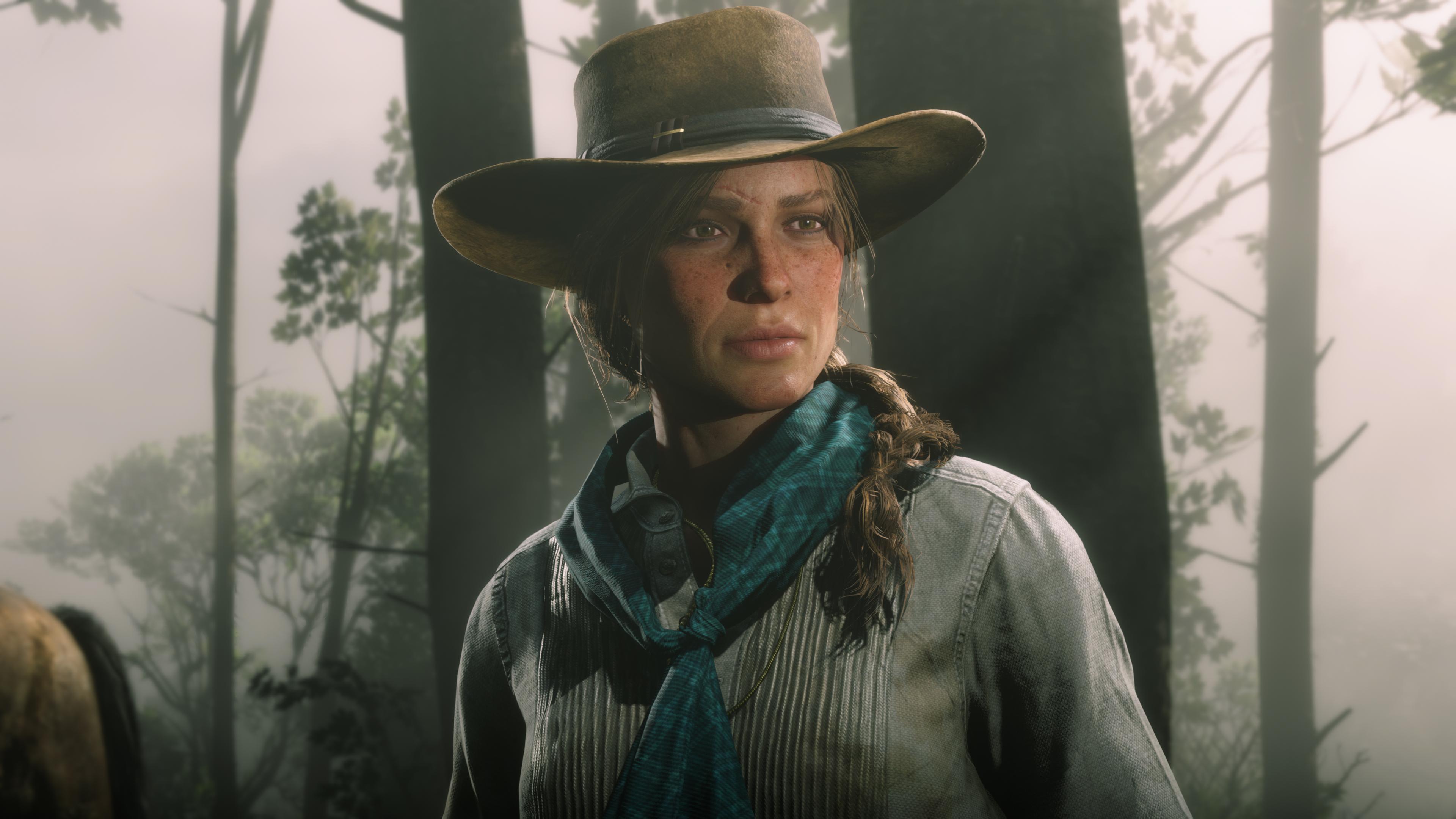 O jogo vai ser lançado a 5 de Novembro mas a Rockstar Games já prometeu que até lá iremos ter um trailer em 4K mostrando melhor os gráficos de Red Dead Redemption 2 no PC.