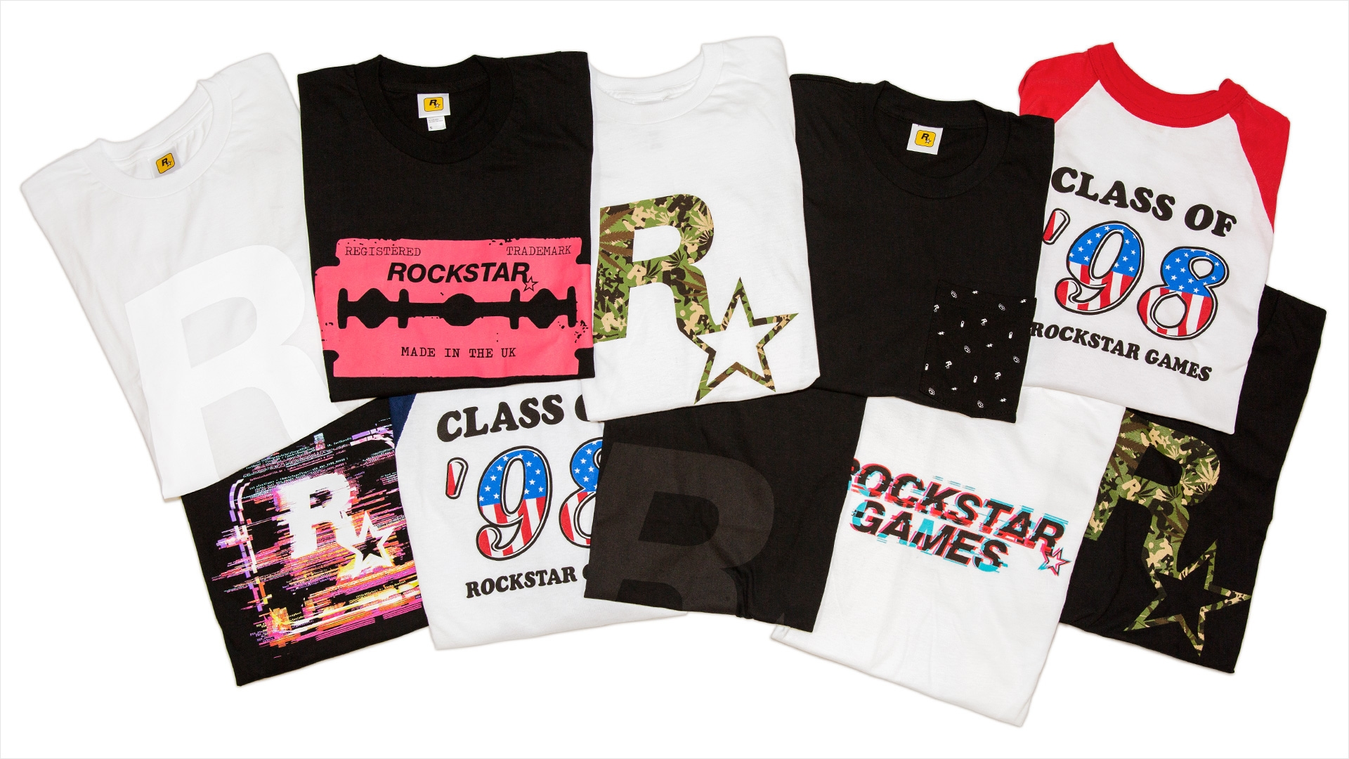 475945a438b Win the Rockstar Games Summer 2017 T-Shirt Collection