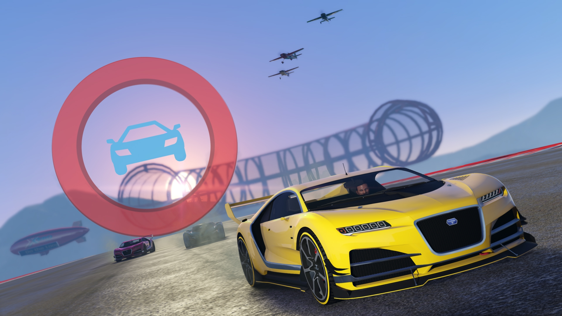 GTA Online: Transform Races Now Available to Play