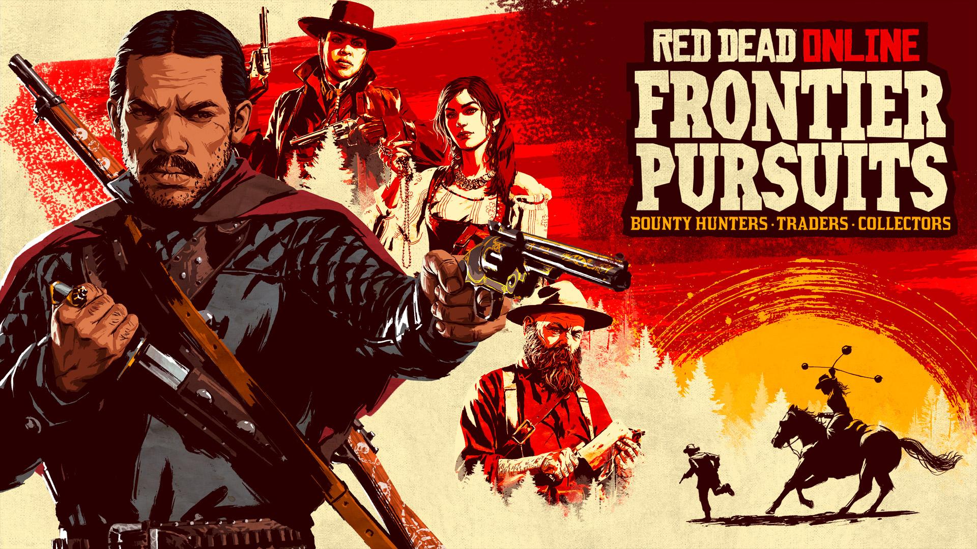 La actualización de Red Dead Online, Oficios del Oeste, ya está disponible