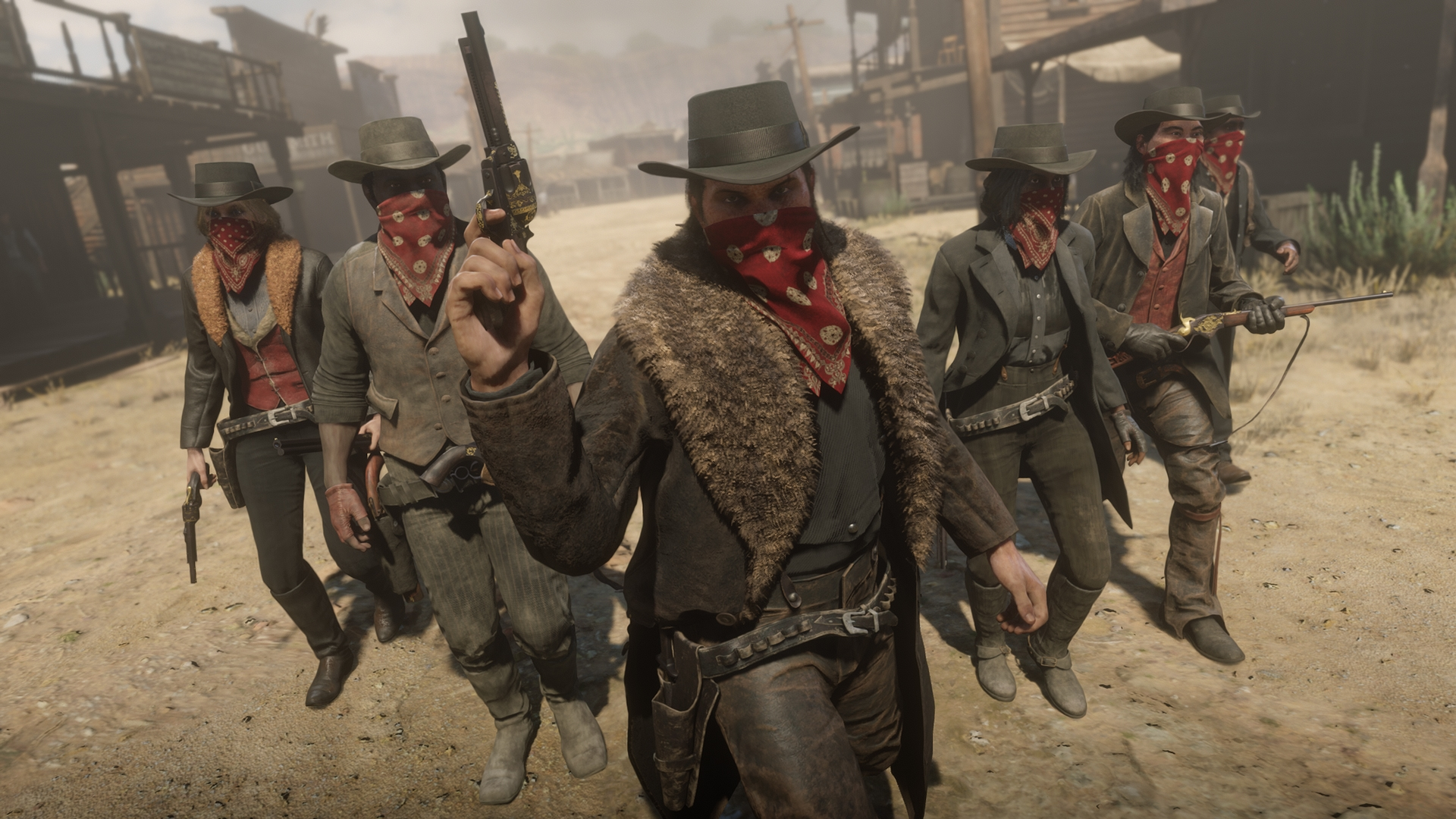 Red Dead Online: Daily Challenge Streak Award and Free Roam Event Rewards