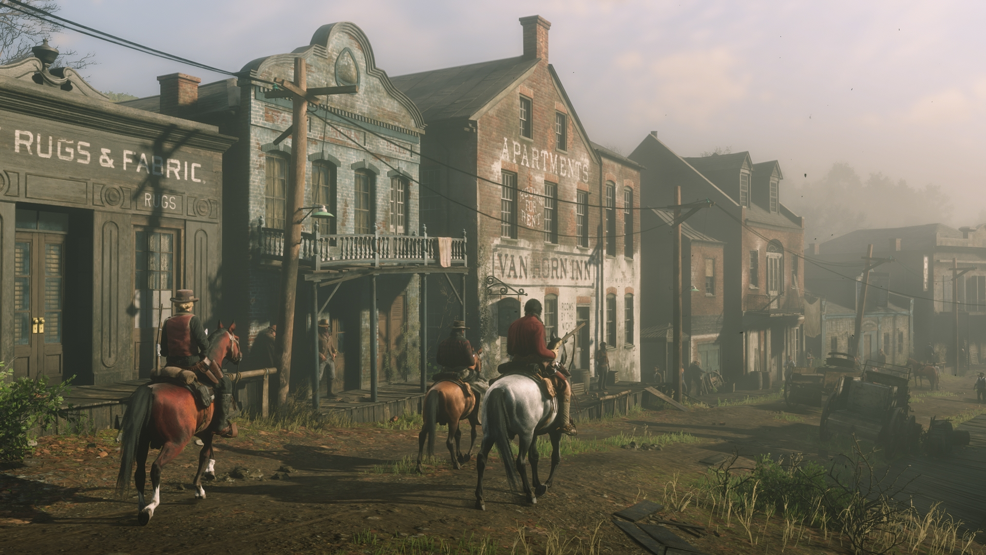 Red Dead Online Beta Launch - Rockstar Games