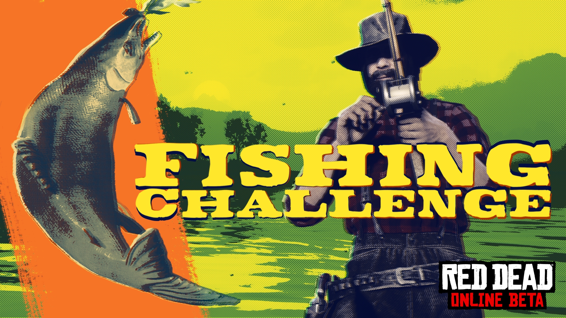 Red Dead Online: Fishing Challenge Free Roam Event & more