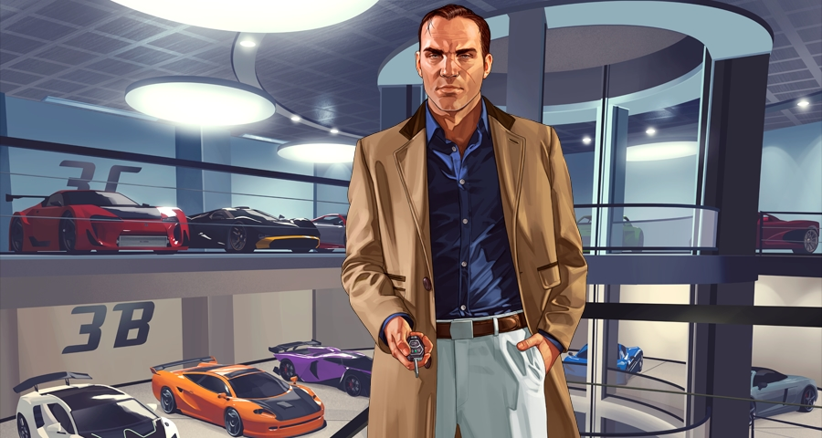 Gta Online Importexport Now Available Rockstar Games