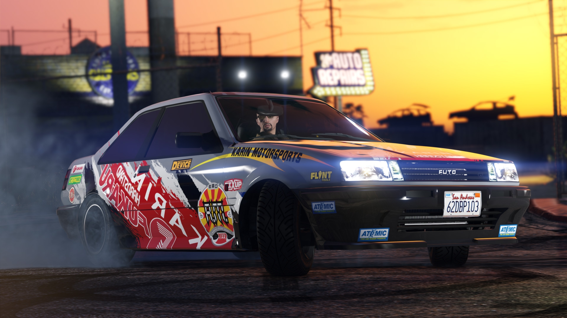 New Inventory At Southern San Andreas Super Autos Rockstar Games