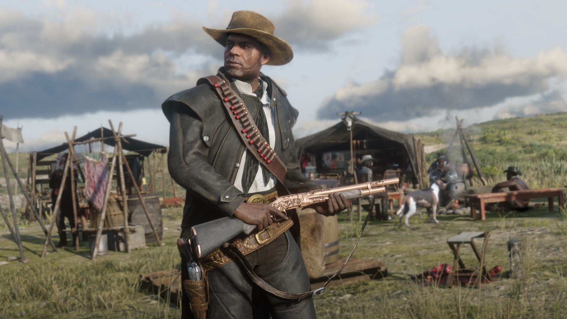 Red Dead Redemption 2 Ganze Karte.Rockstar Games