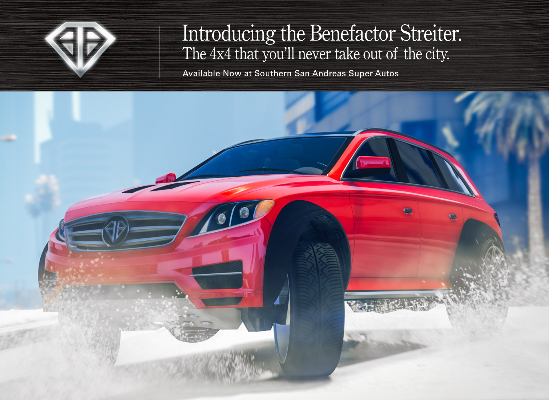 Gta 5 Christmas Gift 2019 GTA Online: New Benefactor Streiter, Snowfall and Upcoming Festive