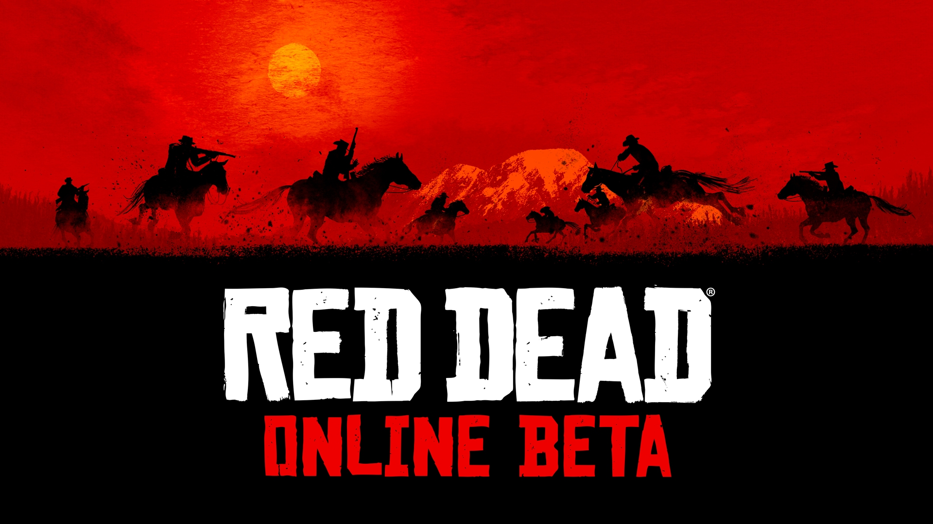 Beta de Red Dead Online