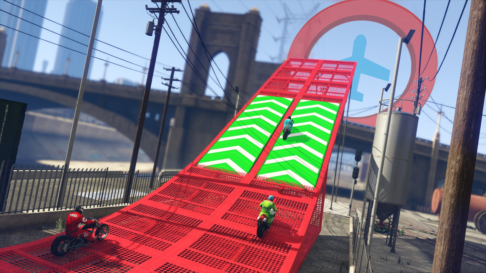 GTA Online: Transform Races Now Available to Play - Rockstar