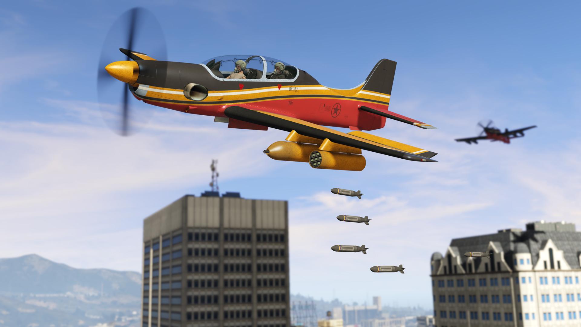 Gta 5 Flugzeuge