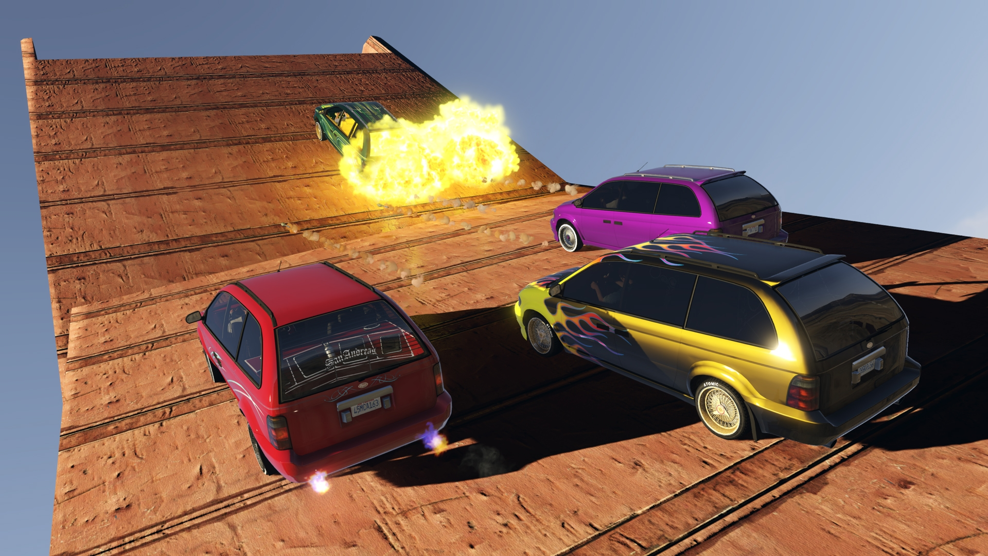 GTA Online Player-Created Jobs Featuring Lowriders: Custom Classics