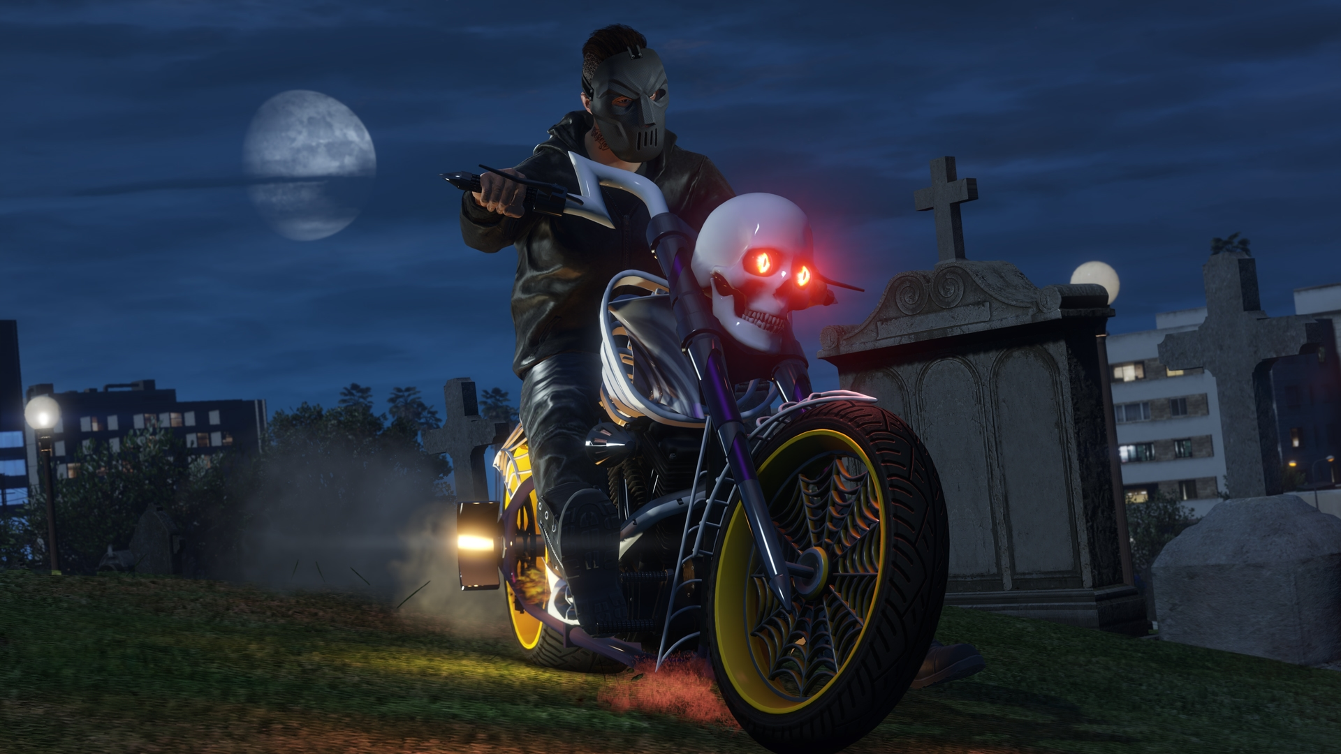 Halloween Rockstar.Gta Online Halloween Specials Anniversary Bonuses New Vehicles