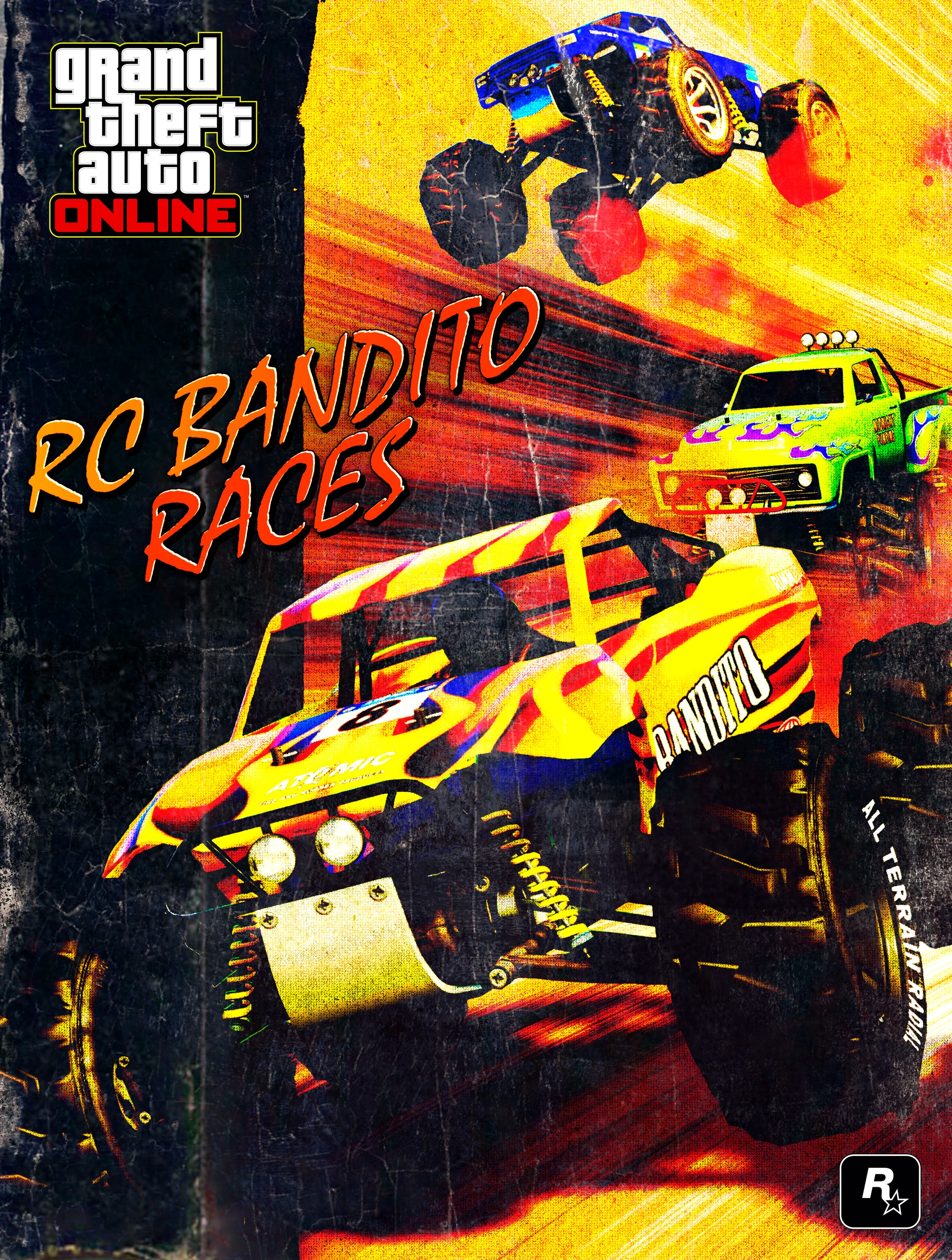 GTA Online: the RC Bandito with Eight All-New Races & more