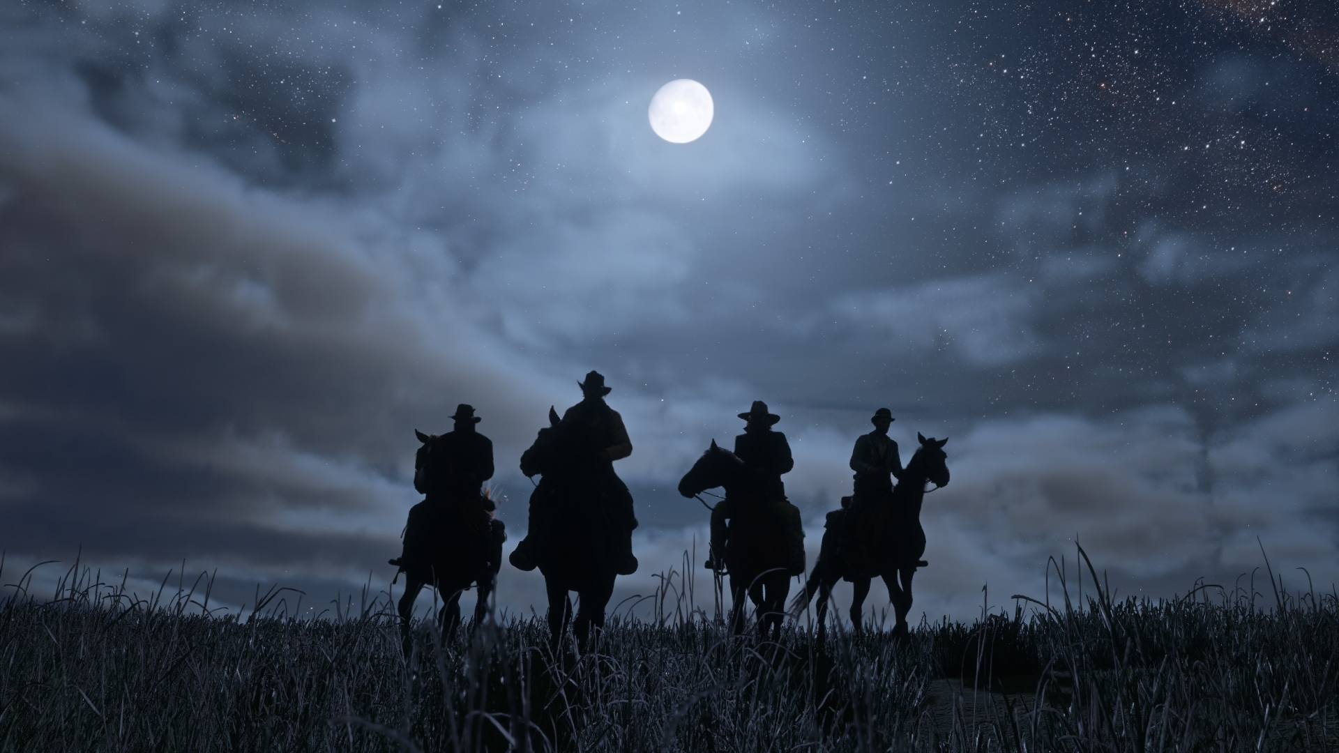 Tu banda en Red Dead Redemption 2