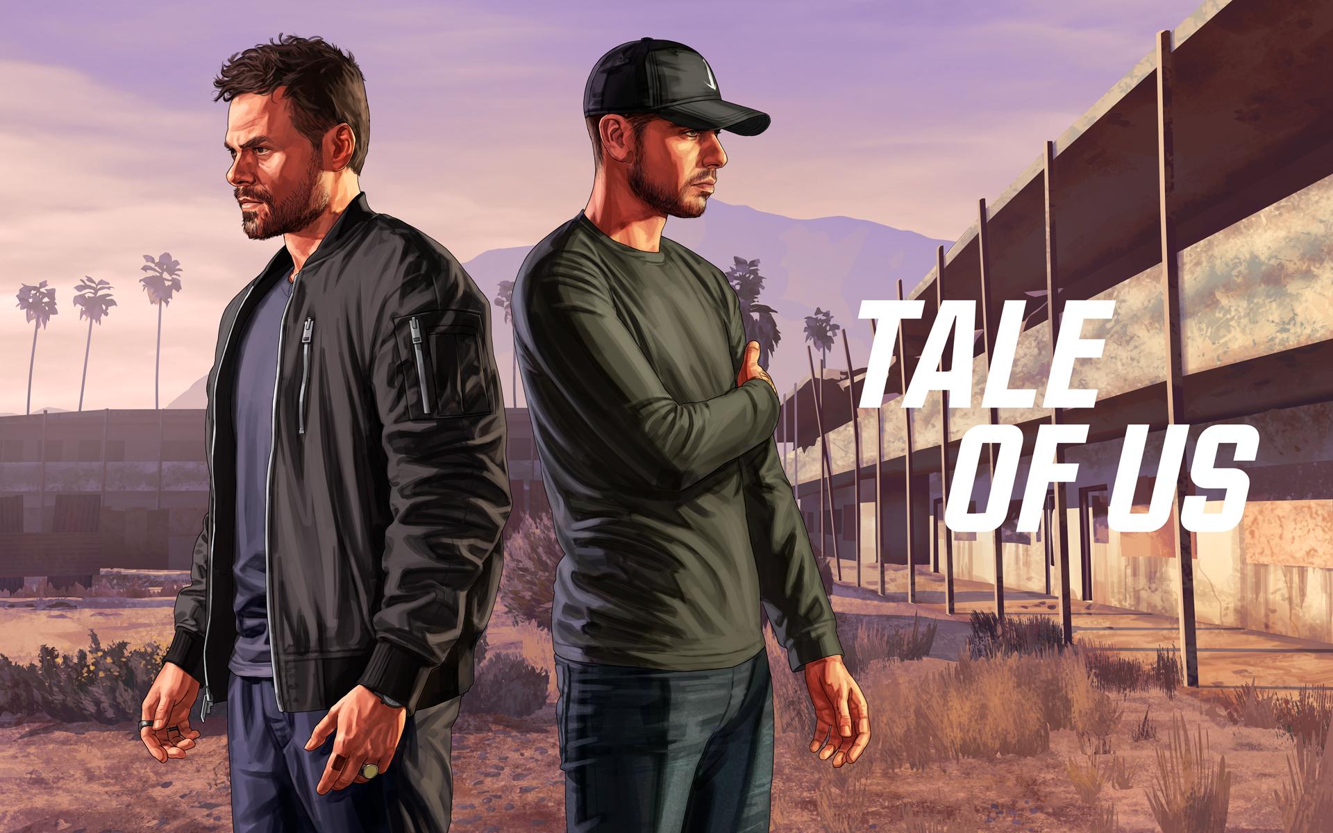 Gta Online ночная жизнь дуэт Tale Of Us и радиостанция