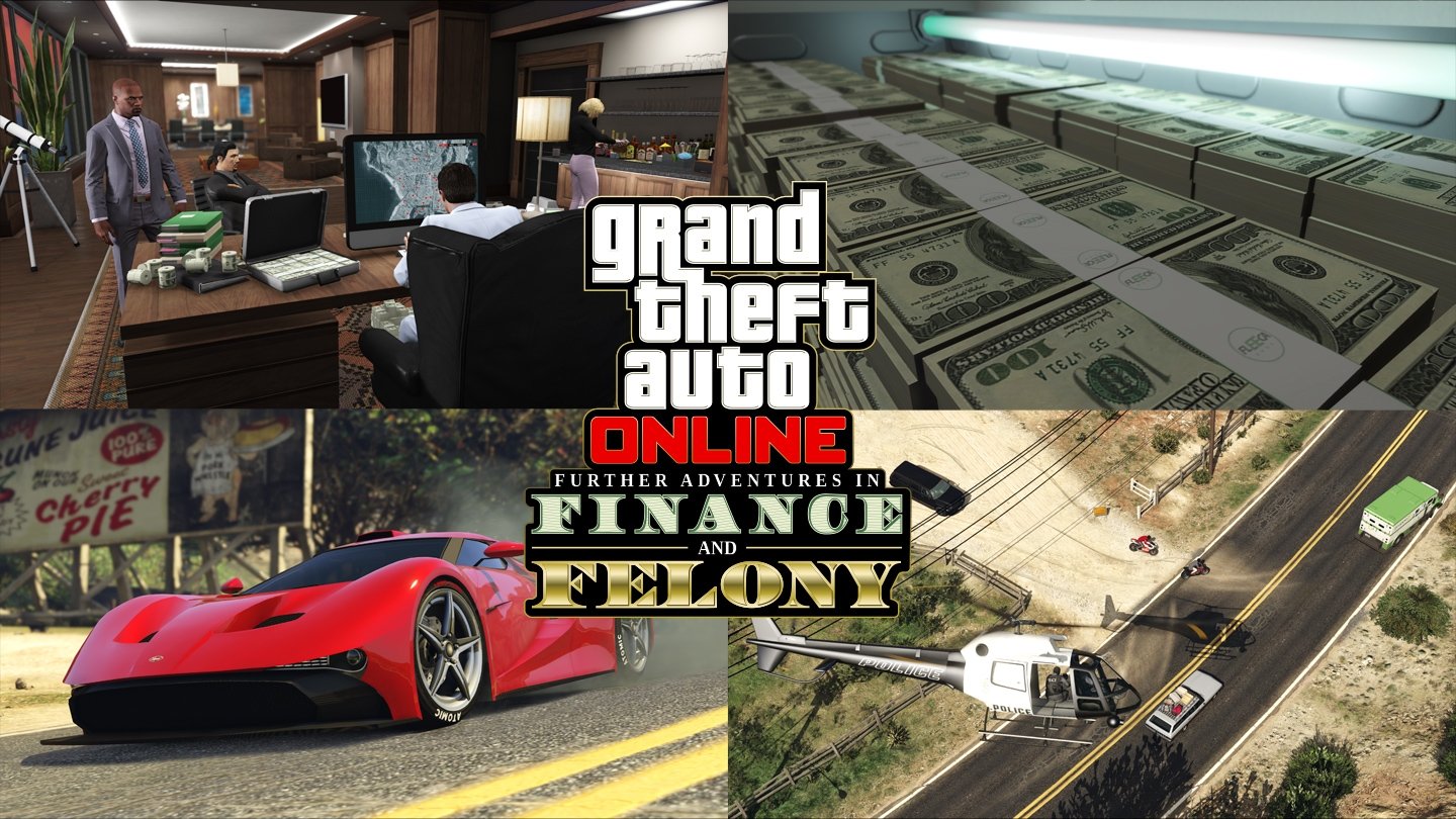Further Adventures In Finance And Felony How To Become A Criminal Kingpin Rockstar Games