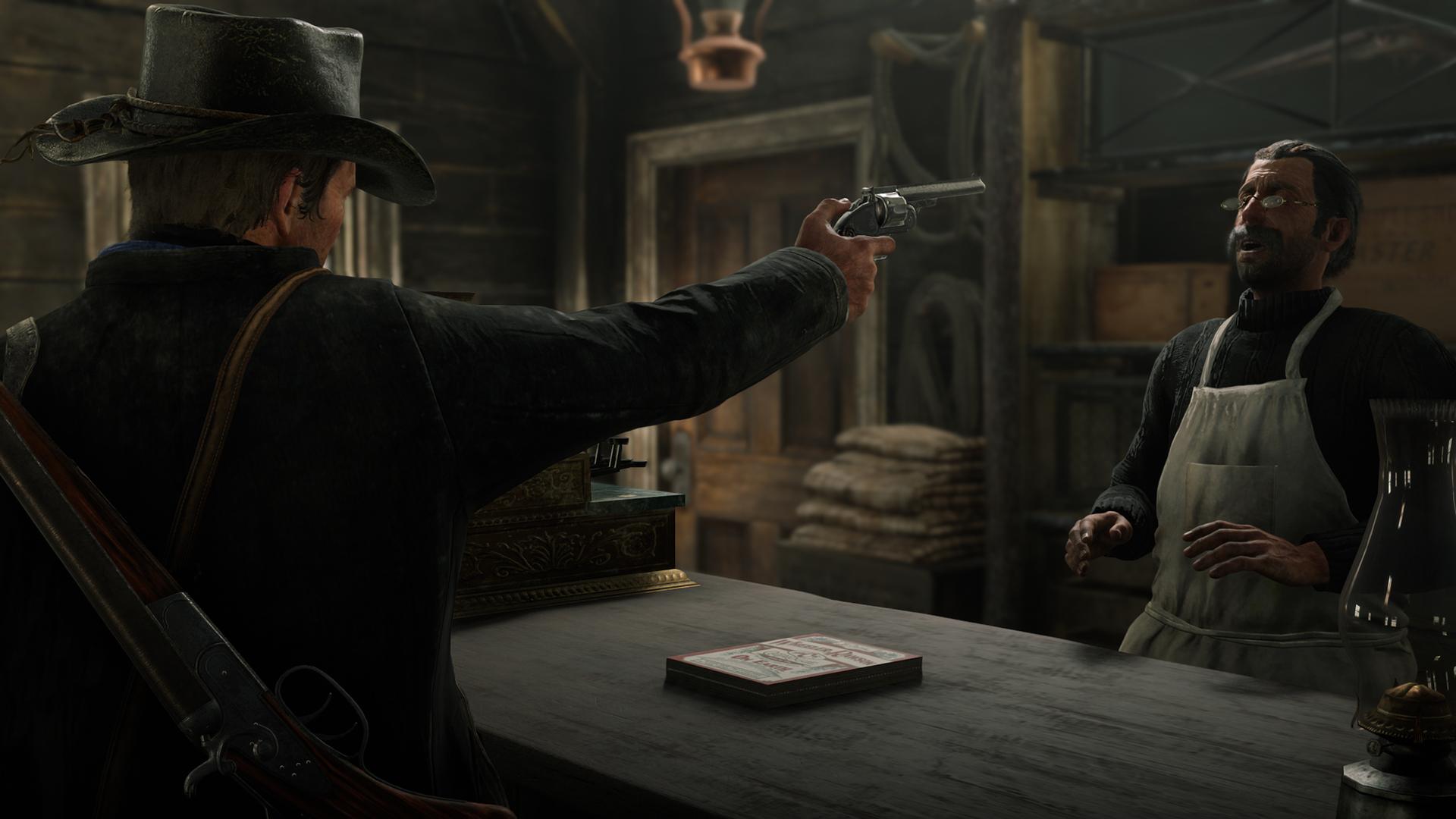 Red Dead Redemption 2 Honour