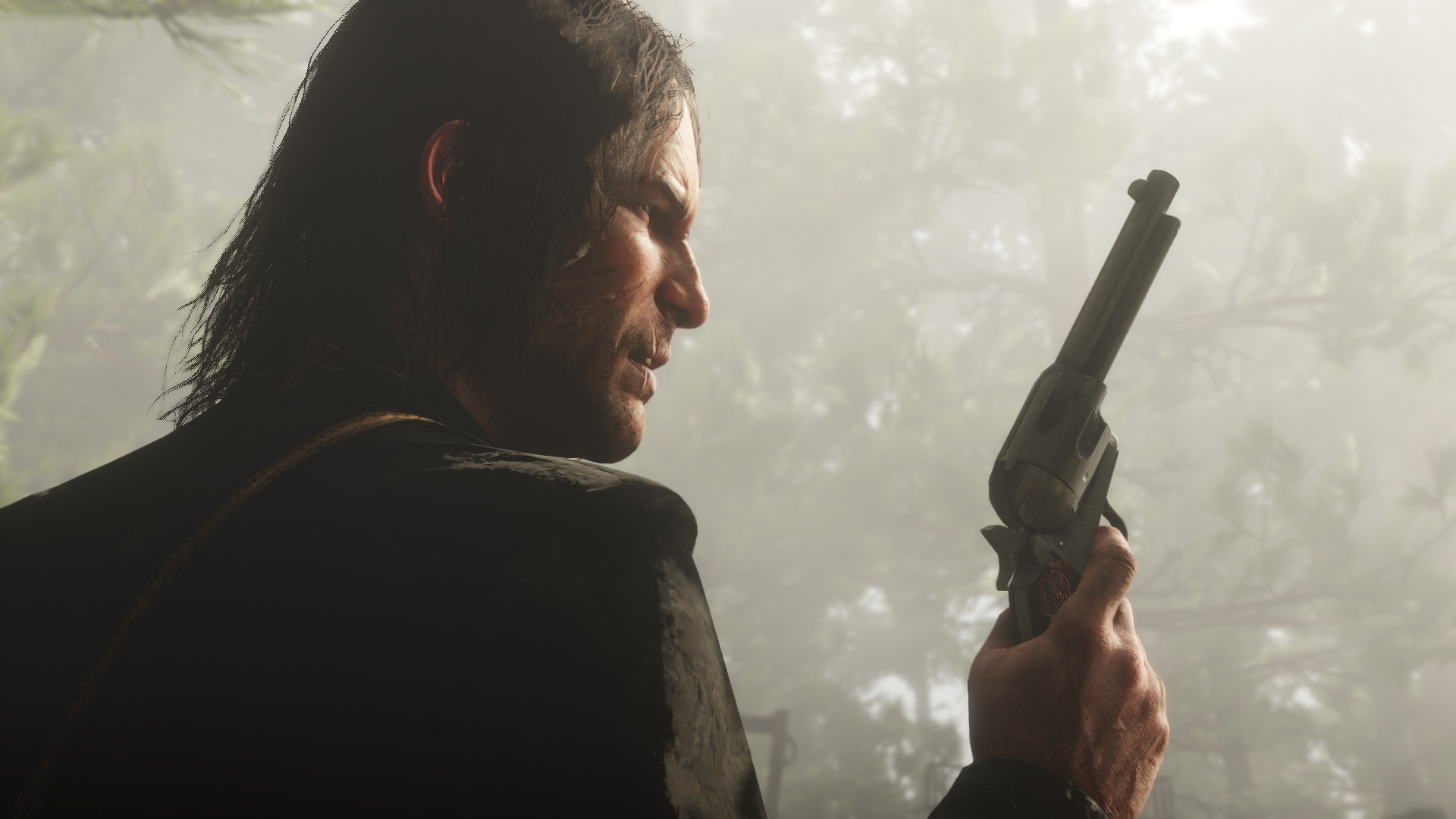 Screens From Red Dead Redemption 2 Rockstar Games