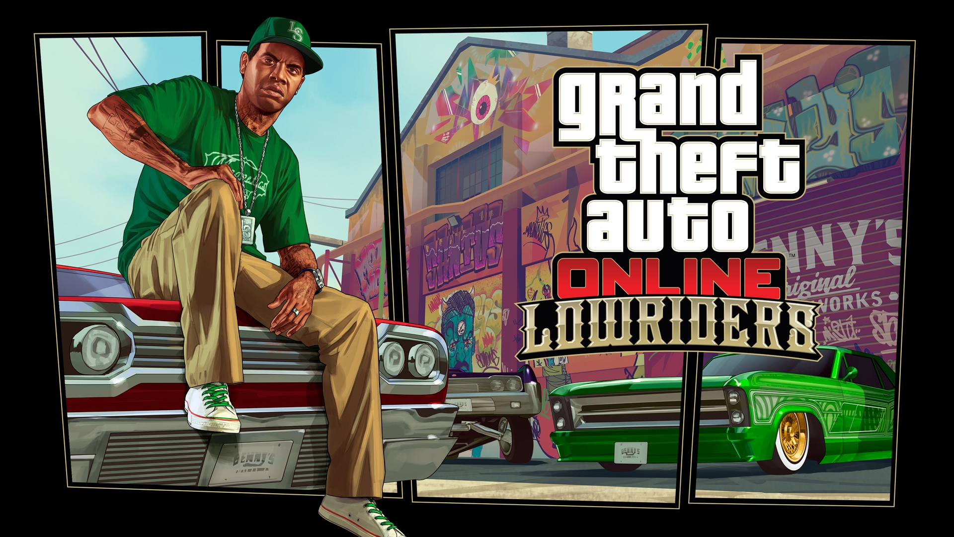 Lowriders Week in GTA Online: Double Rewards Missions & more