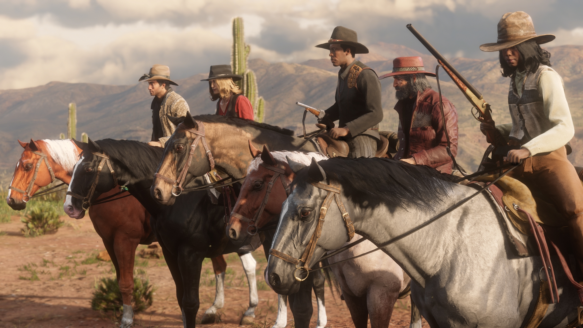 Red Dead Online Update coming February 26: Player Visibility, Bounties, Challenges and more