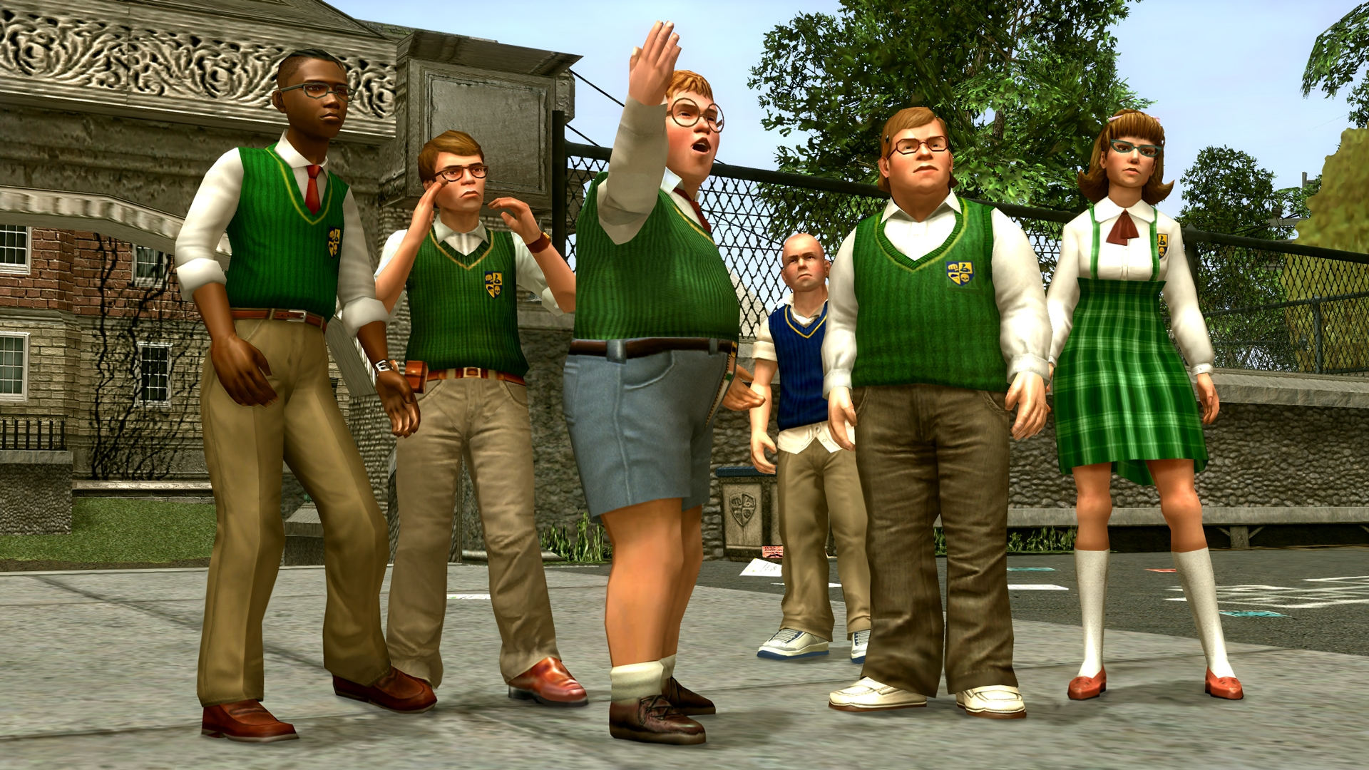 Bully: Anniversary Edition Now Available for iOS and Android ...
