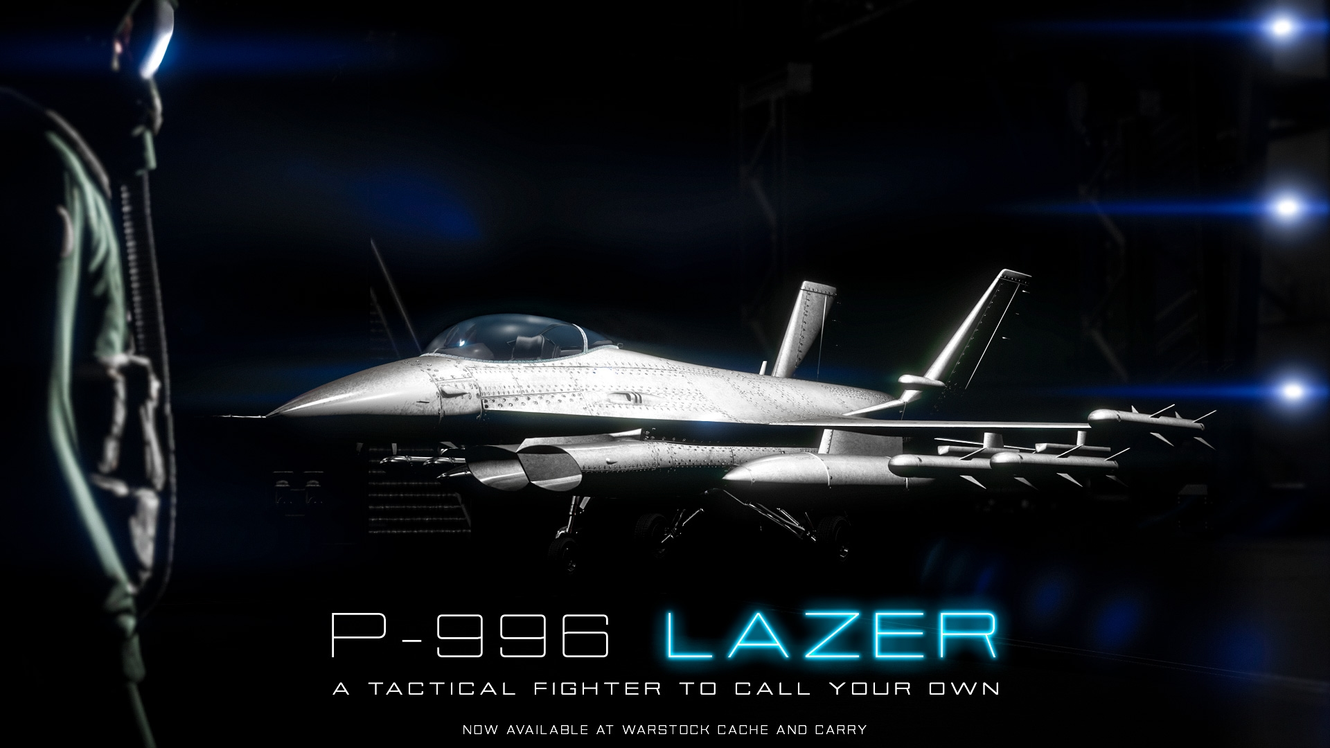 P-996 Lazer and New Creator Tools Now Available in GTA Online