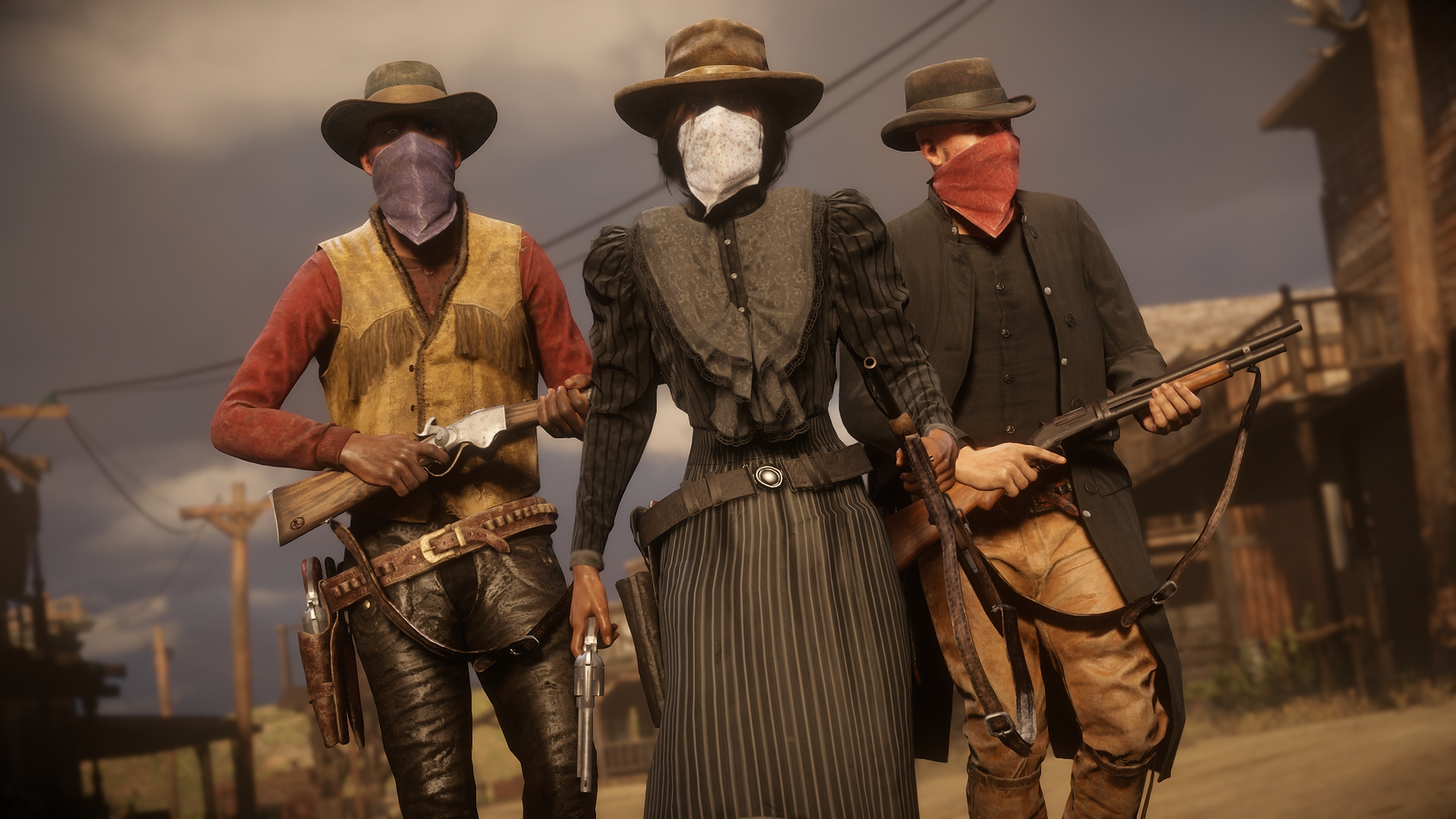 Red Dead Online: Weapons Discounts, Clothing Updates, New Respectful Bow Emote & more