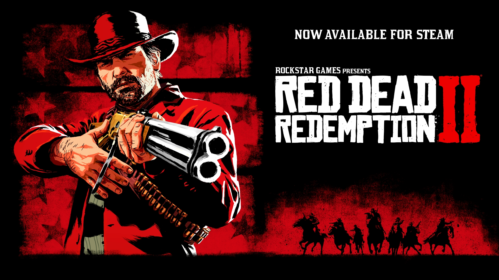 Red Dead Redemption 2 for PC Now Available on Steam