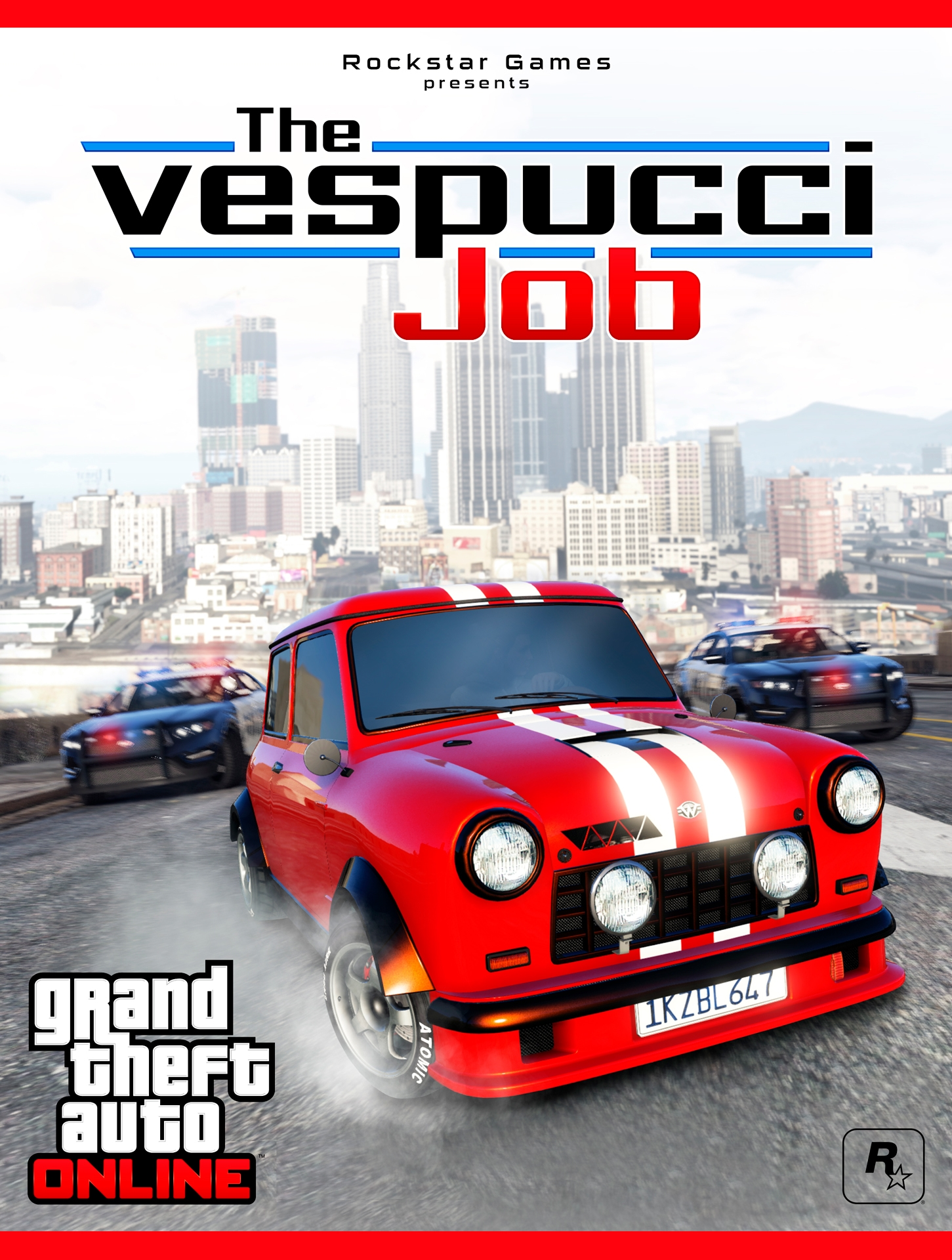 GTA Online: The Vespucci Job Plus 3 New Vehicles Now Available