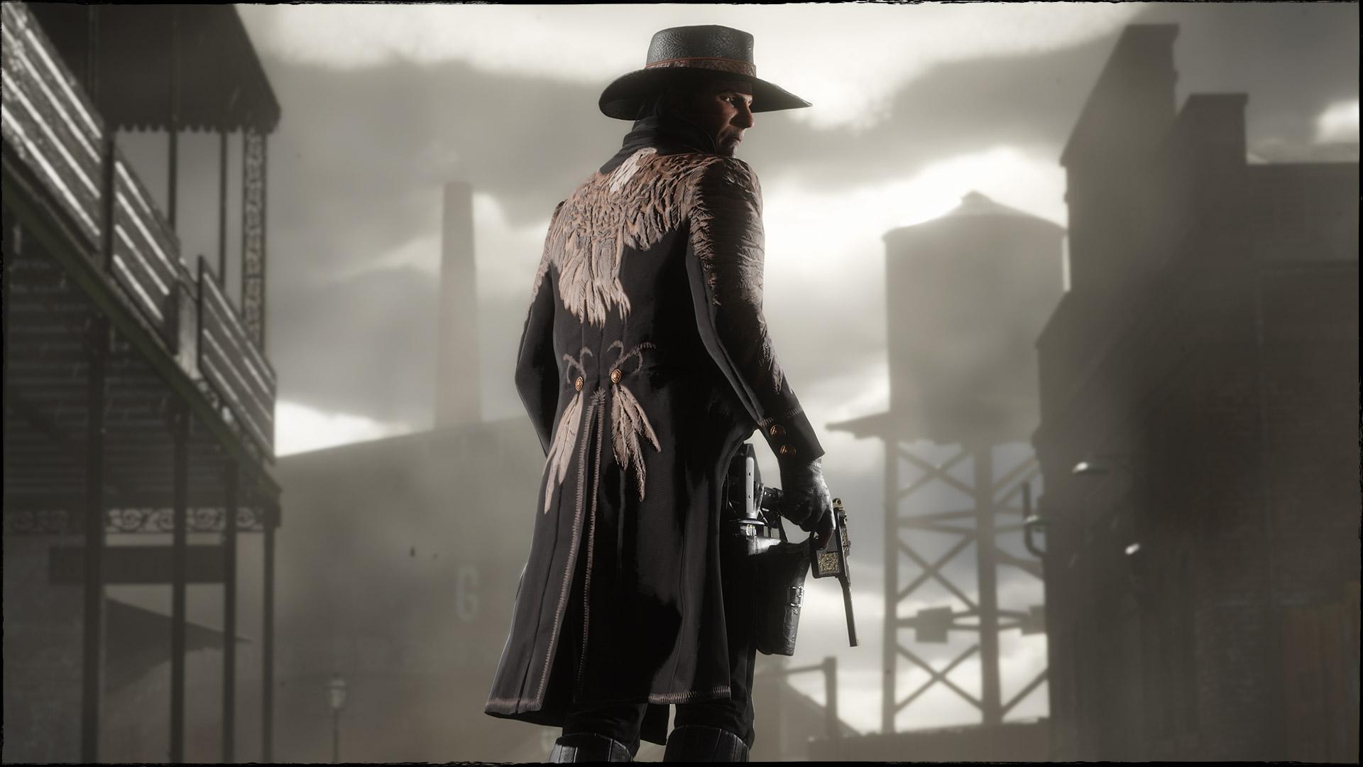 Red Dead Online continue de proposer des vêtements limités