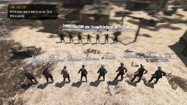 RDR Multiplayer