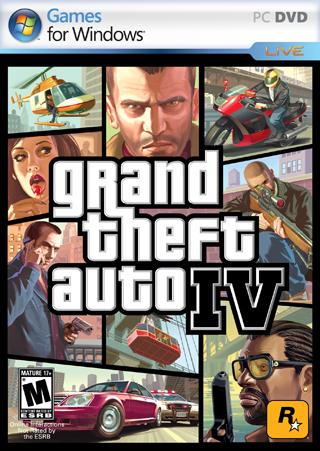 [Game for Windows LIVE] GTA IV 下載
