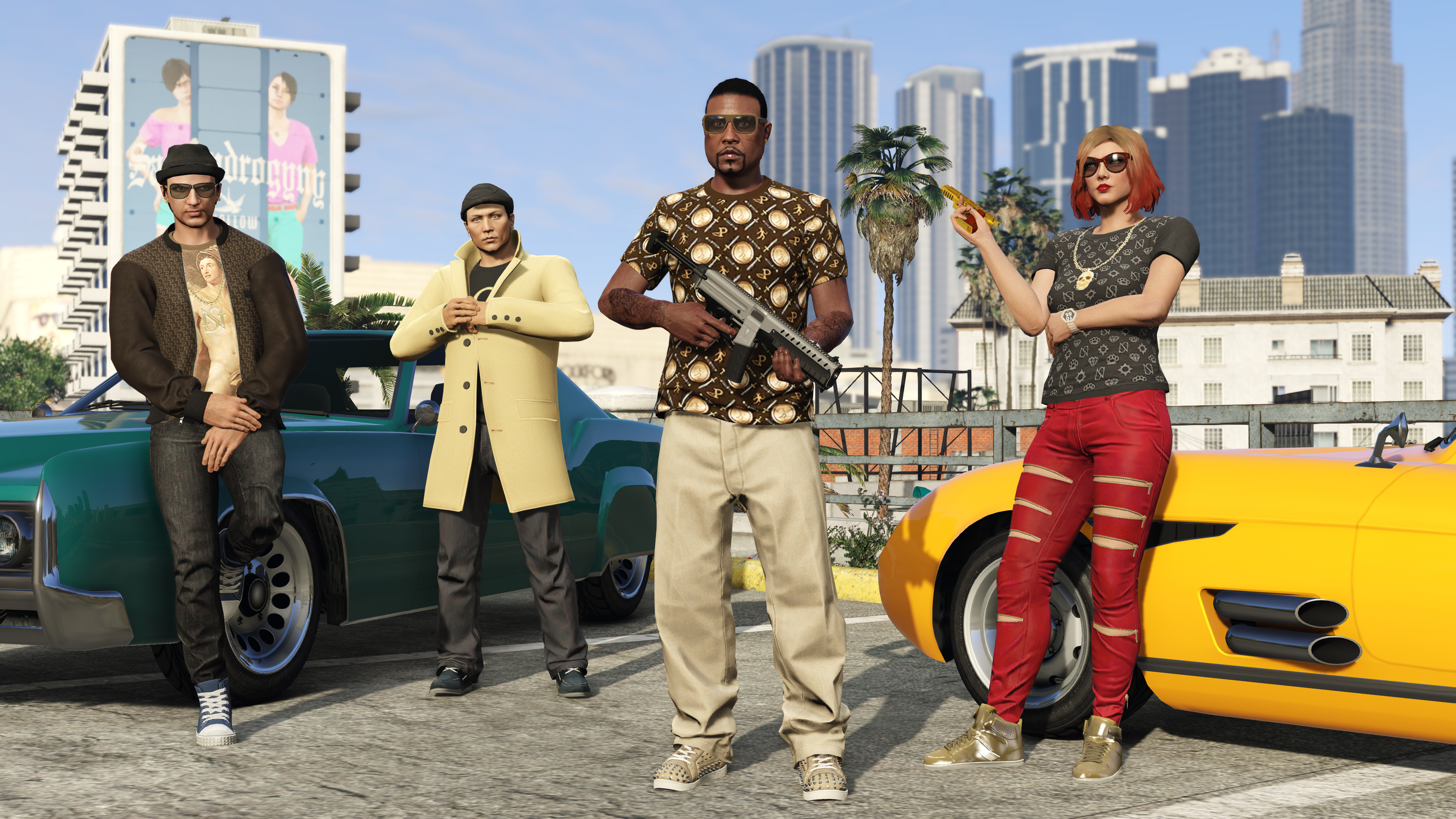 Gta Online Ill Gotten Gains Update Part One Now Available Rockstar Games