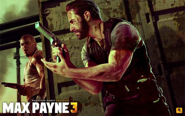 Latest Original Max Payne 3 Artwork Now Available For Download
