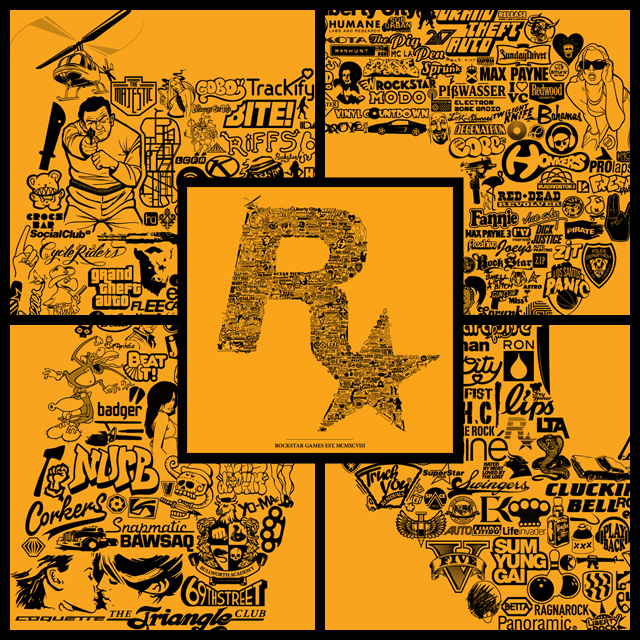 Fan Art & Pics: The Rockstar Legacy Project, Off-Camera GTAV