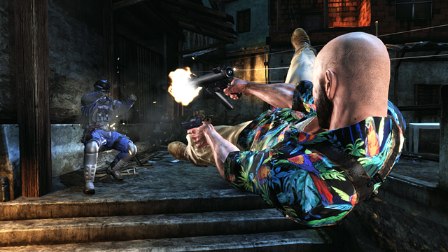 Payne Killers Max Payne 3 Reviews