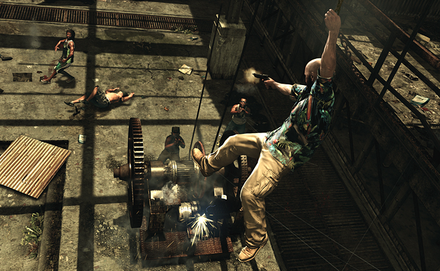 Max Payne 3 Pc New Screens And Details Plus Exclusive Interview