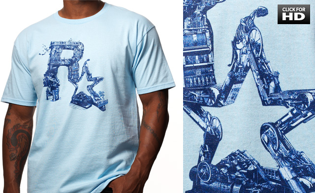 47a0664e Get the Rockstar Machine & Rockstar Rolling Tees at the Warehouse ...