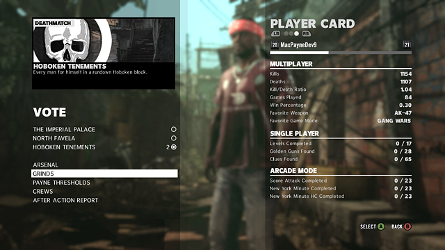 New Max Payne 3 Title Update Now Live For Playstation 3 And Xbox