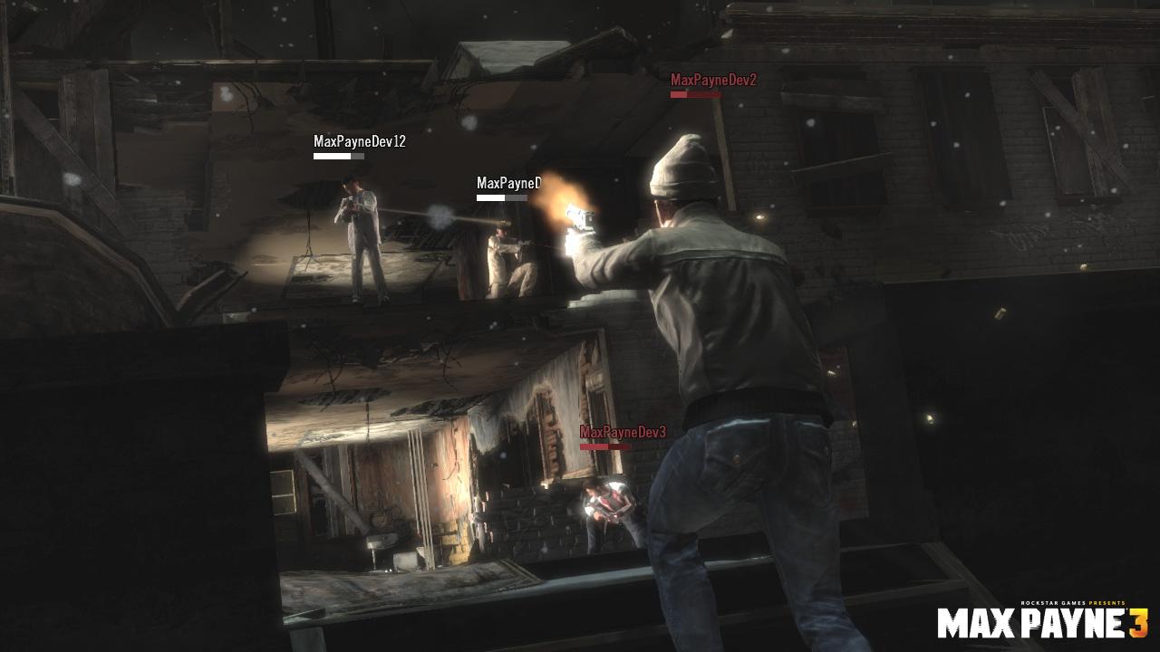 Max Payne 3 : un pack désorganisé, mais gratuit